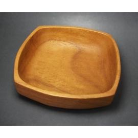 Scandinavian wood bowl made in Sweden